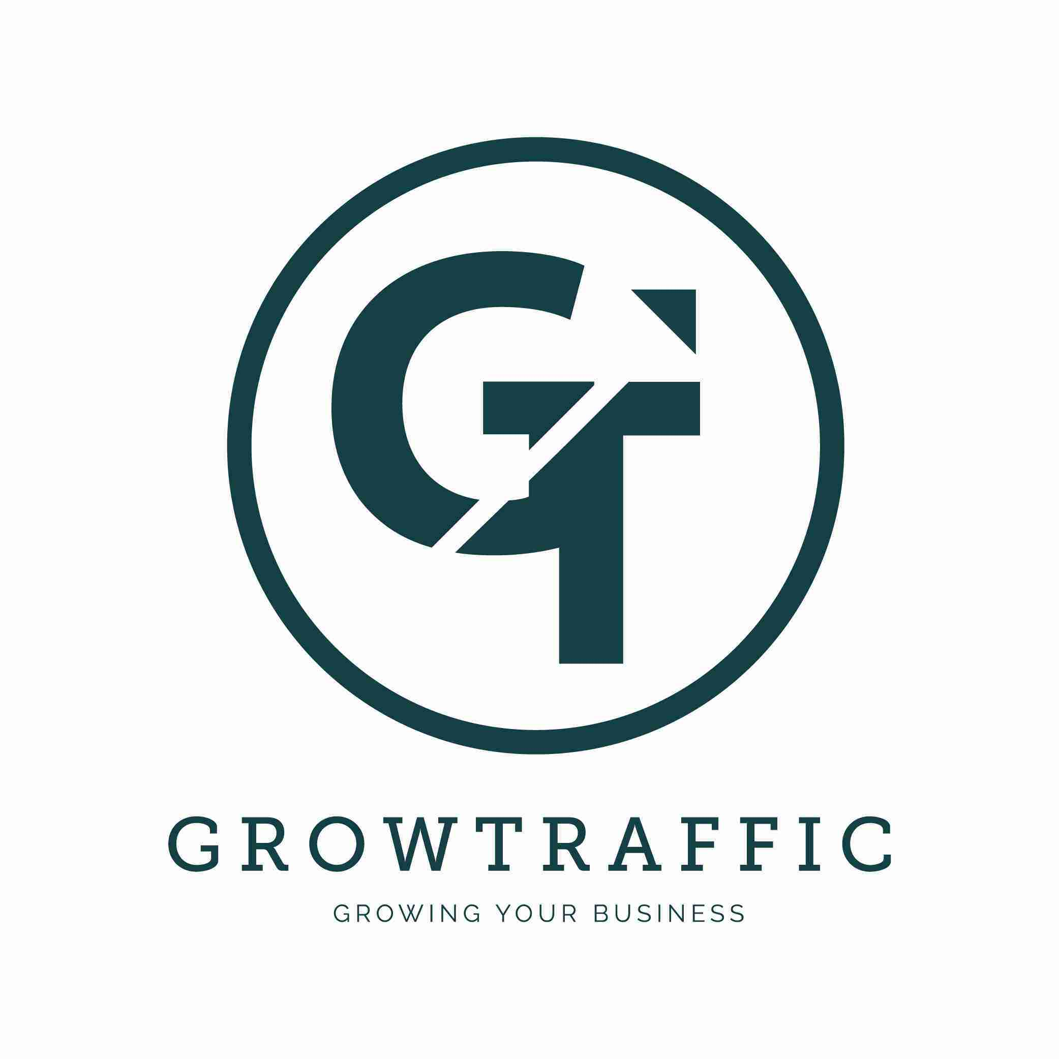 GrowTraffic Logo for Bacup business Association