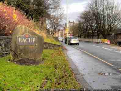 Entrance to Bacup