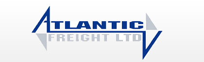 Atlantic Freight Travel Logo