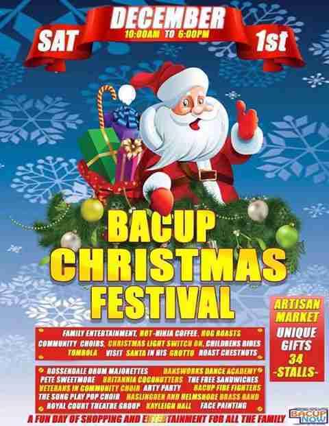 Bacup Christmas Festival