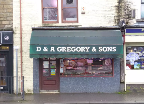 D&A Gregory Butchers