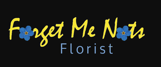 Forget Me Not Florist Logo
