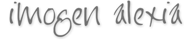 Imogen Alexia Logo