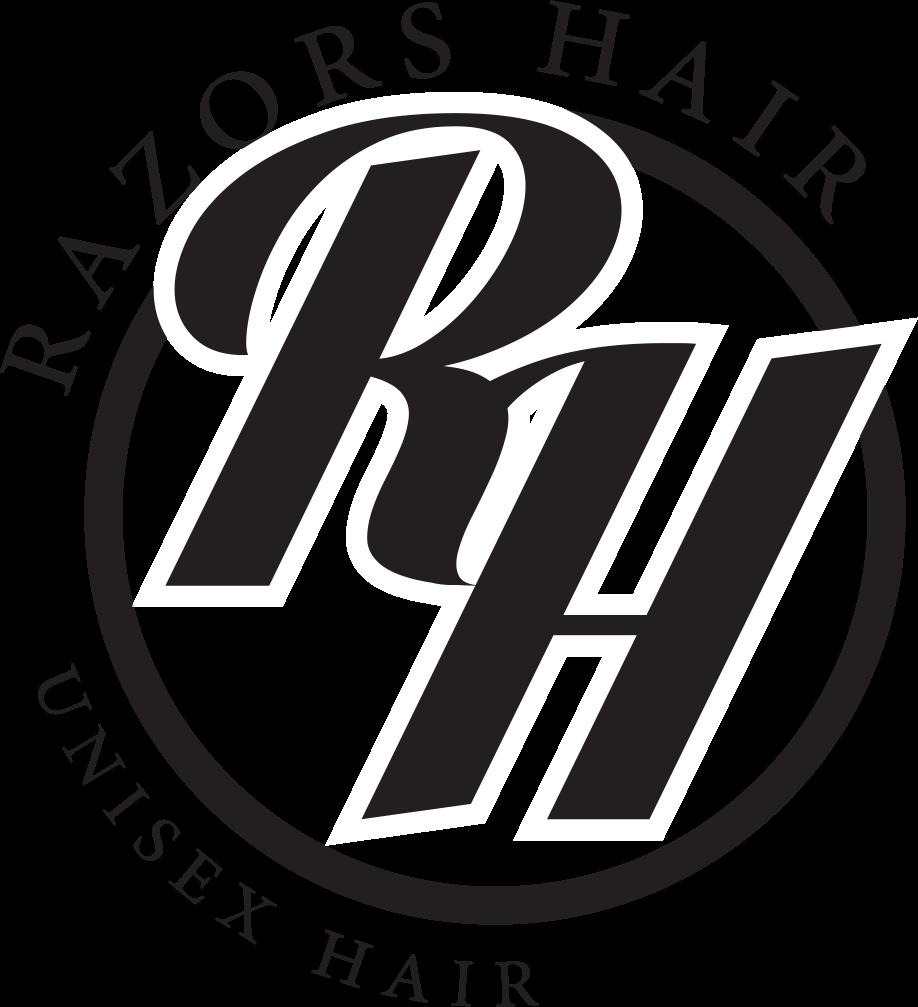 Razors Hair Co Logo Bacup