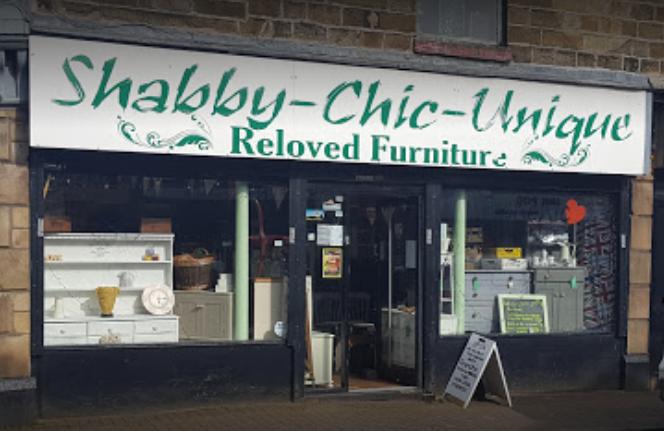 Shabby Chic Unique
