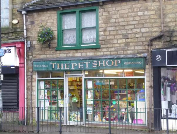 The Pet Shop Bacup