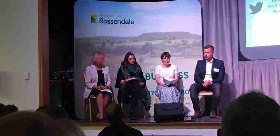 Confidence In Rossendale Business Q&A Session